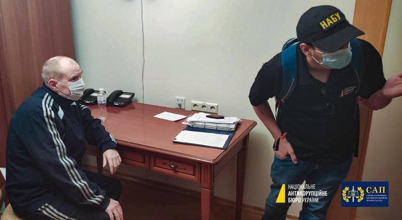 Продовження детектива: НАБУ затримало екссуддю Чауса