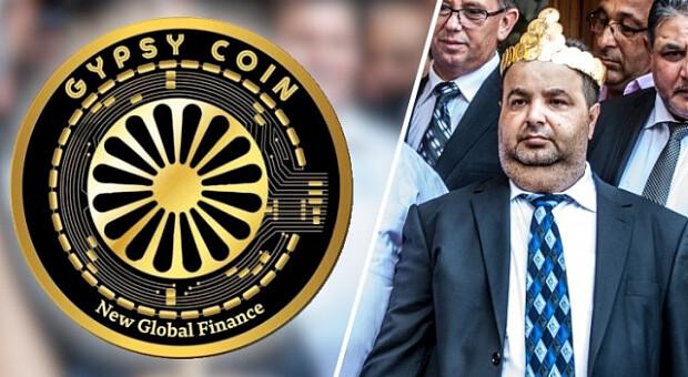 Ромский биткоин: «Король ромов» запустил криптовалюту Gypsycoin