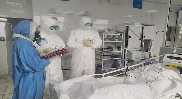 Статистика коронавируса: в Черновицкой области заняты уже 38% коек