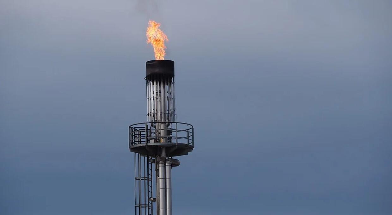 Цена газа в Европе вплотную приблизилась к $700 за тысячу кубов