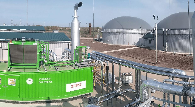 Верховная Рада разрешила использовать газ из биореакторов для экспорта в ЕС