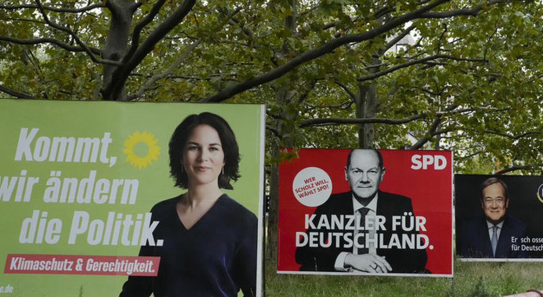 Перші підсумки виборів в Німеччині: хто змінить Меркель