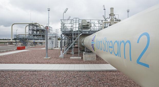 Европейцы разрешили начать заполнять газом «Северный поток — 2»