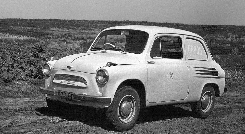 Найбільш незвичайні поштові автомобілі: «горбатий Пєчкін», львівський «циклоп», шведський «кальмар» і «діджейський» Jeep