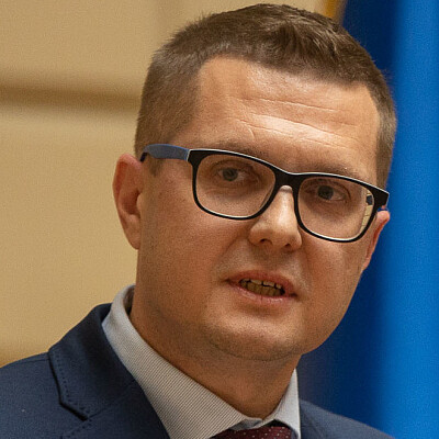 Ivan Bakanov Profiles on The Page