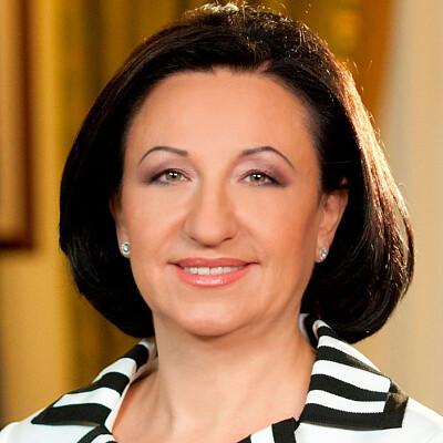 Halyna Gerega Profiles on The Page