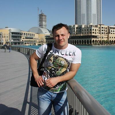 Anton Tkachenko Profiles on The Page