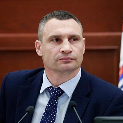 Віталій Кличко Досьє на The Page